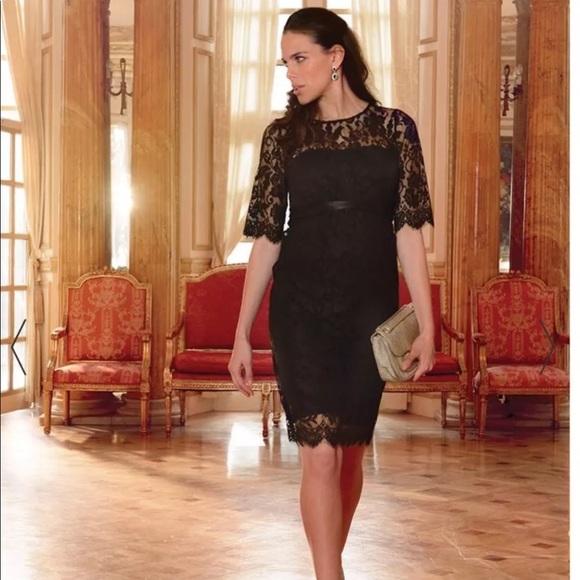 27aca28816602 Seraphine Dresses | Maternity Luxe Lace Dress | Poshmark